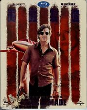American Made Limited Edition SteelBook w/PET Slip (Region Free Taiwan Import)