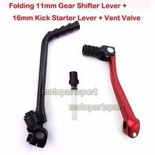 Folding Gear Shifter Lever Kick Starter 140cc 150cc 160cc Lifan YX Pit Dirt Bike