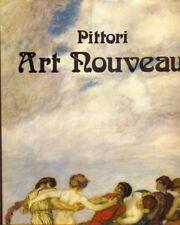 PITTORI ART NOUVEAU FELICITAS TOBIEN A156