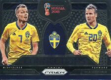 Prizm World Cup 2018 Connections Chase Card C-18 Toivonen & Larsson