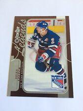 2008-09 OPC Hockey Brian Leetch Legends Insert New York Rangers O-PEE-CHEE