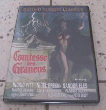COMTESSE DES GRAUENS DVD RAR HORROR KLASSIKER ANOLIS - TOP +++++