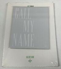 GOT7 Tour Log Photo Essay Call My Name(White Ver.) NEW