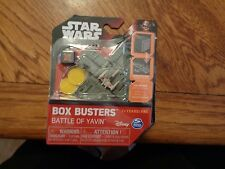 Star Wars Box Busters  Battle of Yavin NEW  FAST SHIP