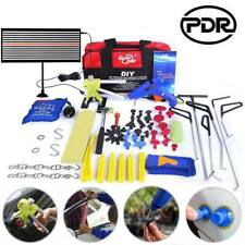 Auto Paintless Dent Removal PDR Push Rods Set Line Board Lifter Repair Tools Kit