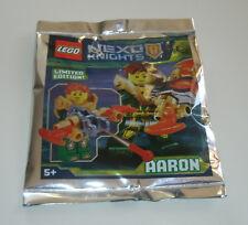 LEGO Nexo Knights - Aaron Limited Edition Neu & OVP