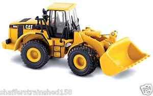 Norscot # 55109 Caterpillar(R)  966G Series II Wheel Load Assembled HO Scale MIB