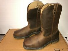 Ariat Rambler Men's 13 Pull-on Steel Toe Work Boot 10008642