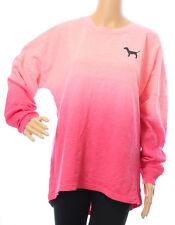 Medium Victoria's Secret PINK Dog Pullover Sweatshirt Ambree NWT