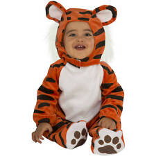 Tiger Infant 6-12 Months Halloween Costume Rubies
