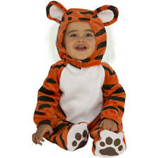 Tiger Infant 12-18 Months Halloween Costume Rubies