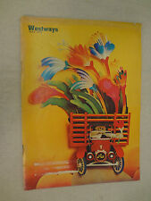 WESTWAYS AAA Magazine Collectible May 1972 Automobile Club of America