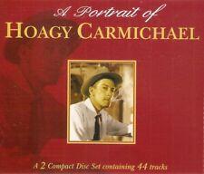 Hoagy Carmichael - A Portrait Of Hoagy Carmichael (2xCD Boxset 1999)