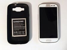 Samsung Galaxy S III GT-I9300 - 16GB - Marble White (Unlocked) Smartphone