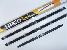 "Ford Transit Custom 2012-18 TRICO Tech Front Rear Wiper Blades 28""x28""x14"""