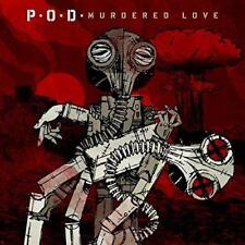 P.O.D. - Murdered Love (NEW CD)