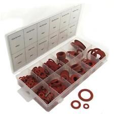 Arandela De Fibra 600pc Surtido fontanero anillos de sellado en caso de 10-32mm Nuevo