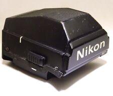 Used Nikon Prism Finder DE-3 for F3 HP 35mm cameras