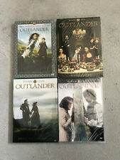 Outlander Seasons 1-4 1 2 3 4 DVD BRAND NEW FREE SHIPPING!