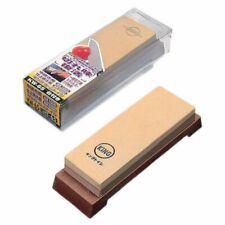 KING Japanese Whetstone combi 1000/6000 sharpening water stone KW65 Japan Import