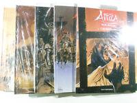 Attila ... mon amour # 1 2 3 4 5 ( Kult Edition Hardcover ) Neuwertig