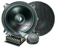 NEW Helix HXS 235/G 5.25 Inch Woofer, 2 Way Component, 2 Tweeter, 2 Crossover