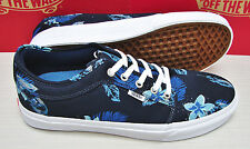 Vans Chukka Low Aloha Navy Blue VN-000ZOYHII Men's Size 12