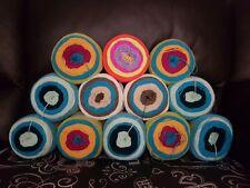 ** ** Hilo Pastel Grande Paquete Tejer Crochet Lana Bolas. 1000g Mixta Joblot Nuevo