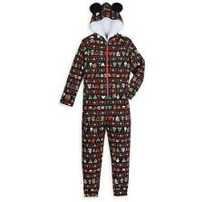 Disney Parks Mickey Holiday Snack Bodysuit Christmas Pajama 2019 S Xl 2X