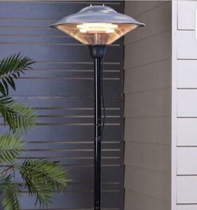 Standing Patio Heater – Outdoor Garden Patio Electric Heater- 1500kw