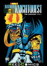 BATMAN KNIGHTQUEST THE CRUSADE VOLUME 2 GRAPHIC NOVEL (348 Pages) New Paperback