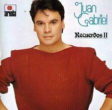 Juan Gabriel - Recuerdos 2 [New CD]