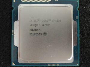 Intel ® Core™ i5-4690 4690 - 3.5GHz Quad-Core CPU 4th Gen. Socket 1150 Processor