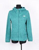 The North Face Hooded Women Jumper Fleece Size M
