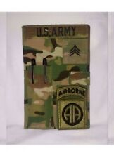 Multicam Book Cover for Military Green Record Book