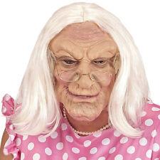 Parrucca di capelli Collezione Creativa Strega Vecchia Donna Halloween Accessorio