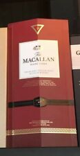 THE MACALLAN RARE CASK EMPTY BOX HIGHLAND SINGLE MALT SCOTCH WHISKY COLLECTIBLE