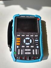"SIGLENT SHS810 Handheld Digital Oscilloscope 2-Channel 100MHz 1GSa/s 2M 5.6"" LCD"