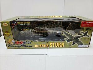 21st Century Toys Ultimate Soldier 1:32 | Stuka Ju-87B/R Geschwader | NIP