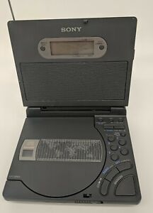 SONY ICF-CD1000 AM/FM/CD World Clock Radio. Tested works great. New batteries.