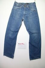 Levi's Engineered 0009 Cod.Y1194 Tg.47 W33 L32 vaqueros usados vintage Antiform