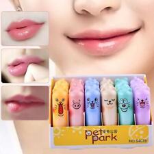 1 PCS Moisturizing Colourless Lip Balm Fruit Embellish Lipstick Makeup  F5X3