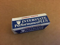 ICP-30310-E, INTERSTATE CARBIDE INSERTS, TPC-32P3R ICP55, NEW QTY-10