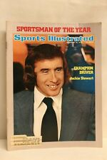 SPORTS ILLUSTRATED - December 24 1973 - Jackie Stewart Sportsman of Year