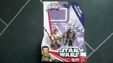 Star Wars Galactic Heroes Rey And Captain Phasma , New and Sealed