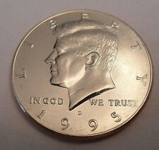 1995 D KENNEDY HALF DOLLAR **FREE SHIPPING** CHECK OUT OUR P&D SETS!