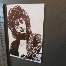 Led Zeppelin Flexi-Magnet; Jimmy Page Double Neck Special; Zeplin; Zepplin