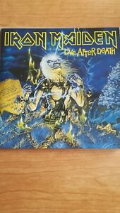 """IRON MAIDEN  """" LIVE AFTER DEATH"""""""