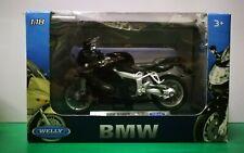 Welly BMW K1200S Black 1:18 Die-cast