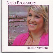 Sasja Brouwers-Ik Ben Verliefd cd single